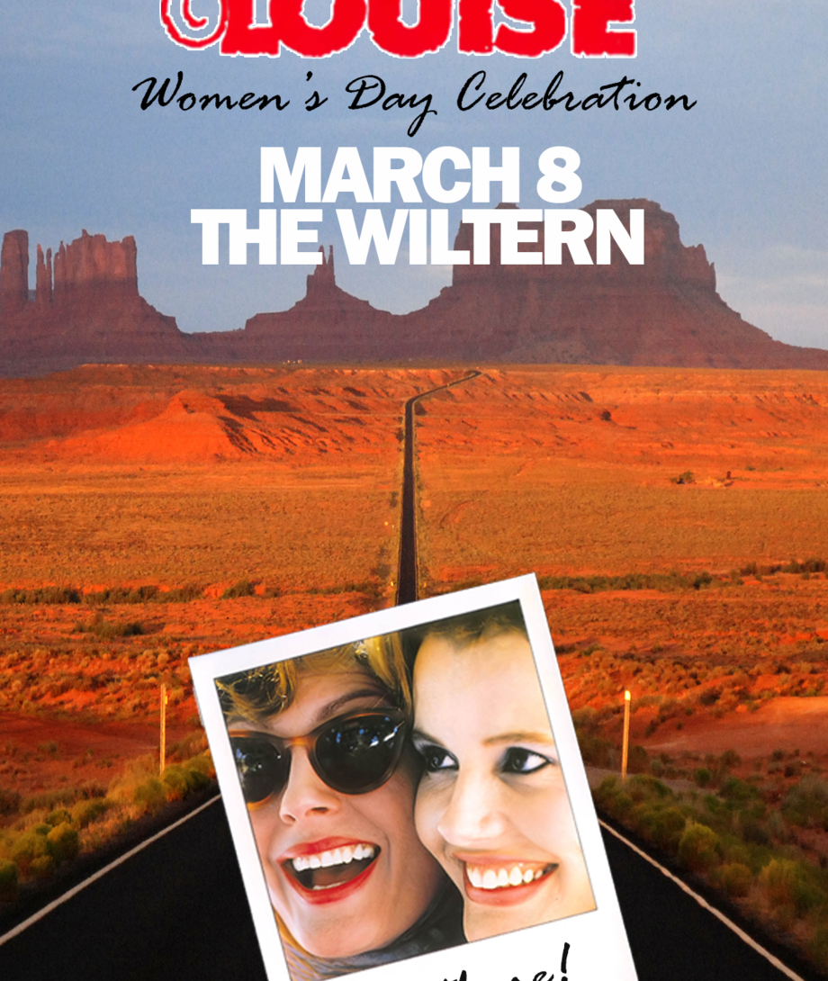 Movie Night At The Wiltern: Thelma & Louise
