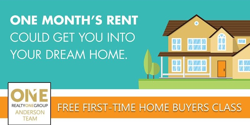 Free First-Time Home Buyers Class