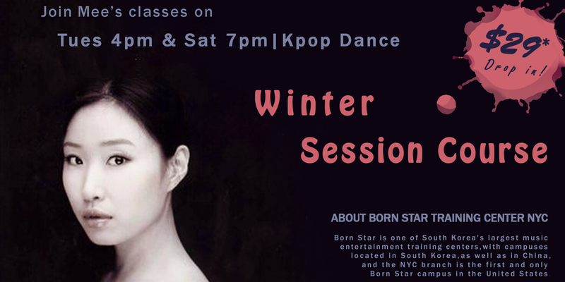 Born Star NYC | Kpop Dance Class by Mee Jung