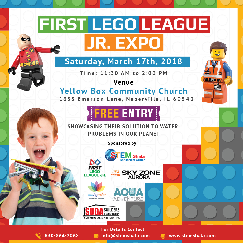 Lego League Expo Naperville
