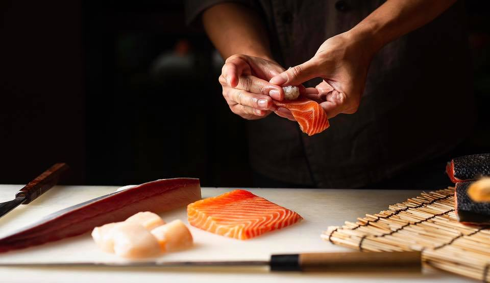 Mora's Live Stream Cooking Class - Sushi