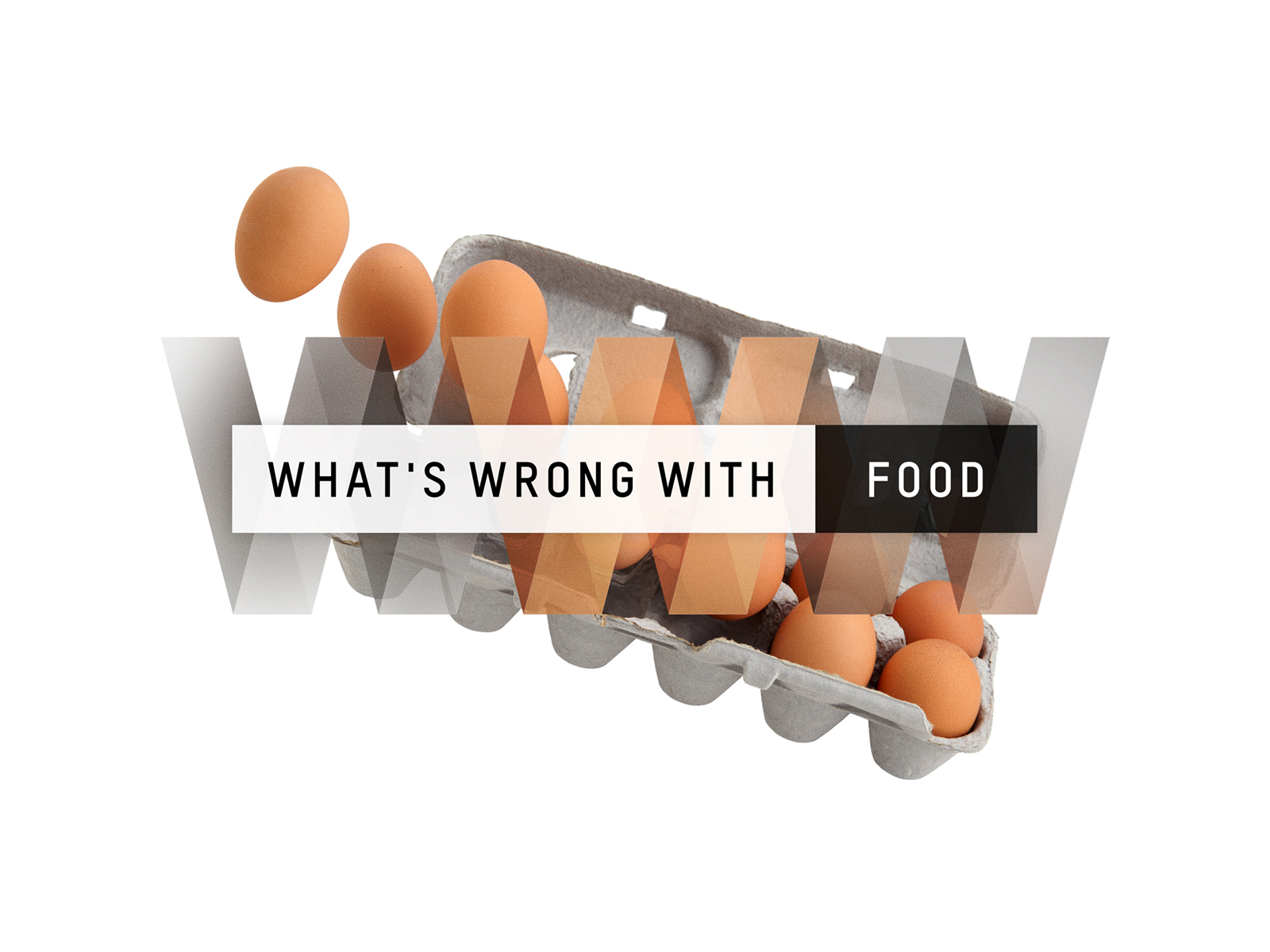 What's Wrong With Food?
