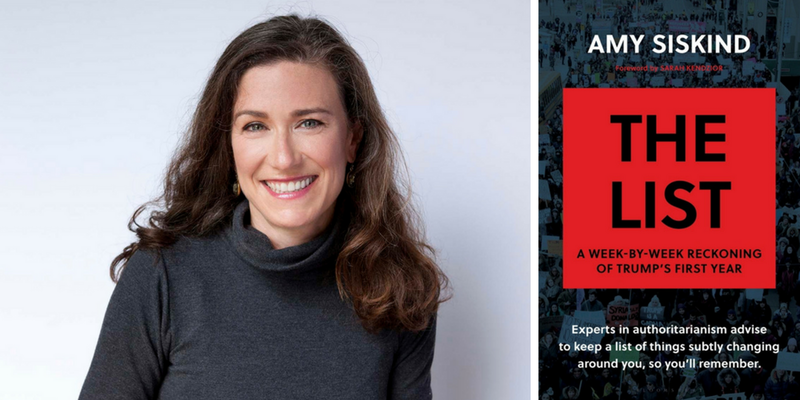Amy Siskind at Alley Cambridge