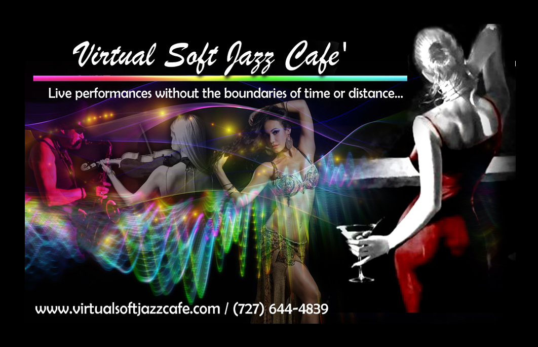 Virtual Soft Jazz Cafe