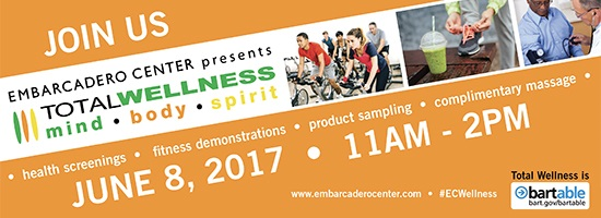 Total Wellness Fest 2017: Mind, Body & Spirit