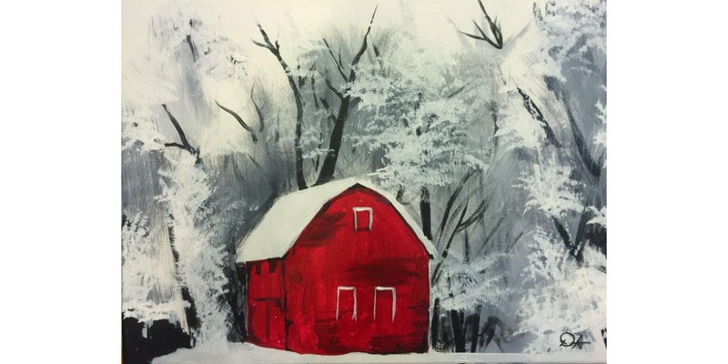 Frozen Barn, Thurs. Dec. 21st, 6pm, $35