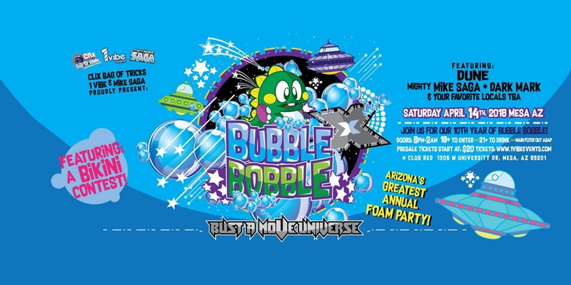 Bubble Bobble X