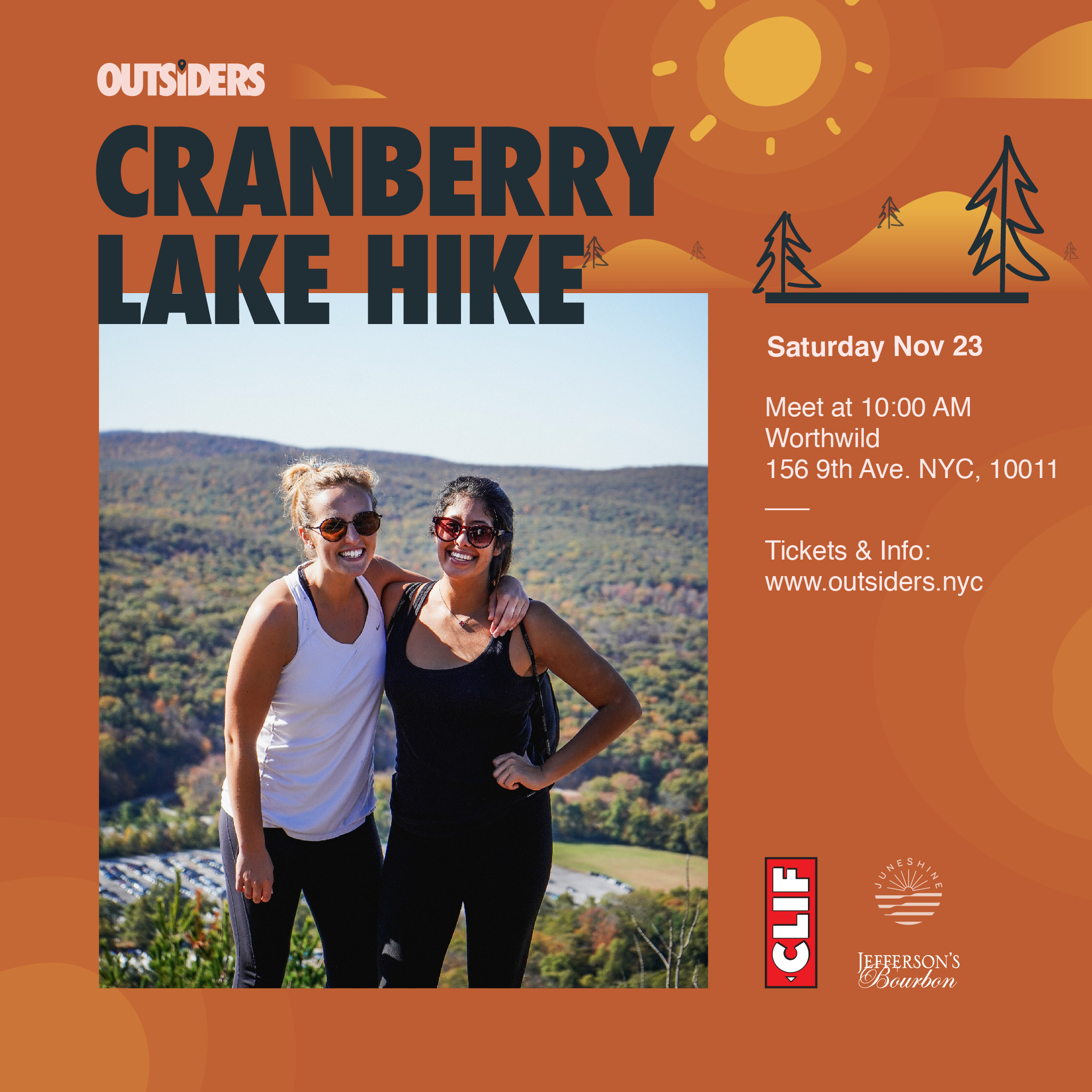 Cranberry Lake Hike & Brewery Adventure