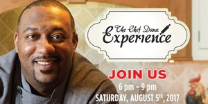 CHEF DANA EXPERIENCE AUGUST 5, 2017 - PHILADELPHIA
