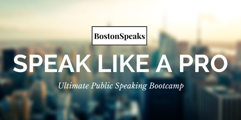 Speak Like A Pro | Ultimate Public Speaking Bootcamp