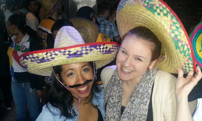 8th Annual Derby de Mayo Pub Crawl
