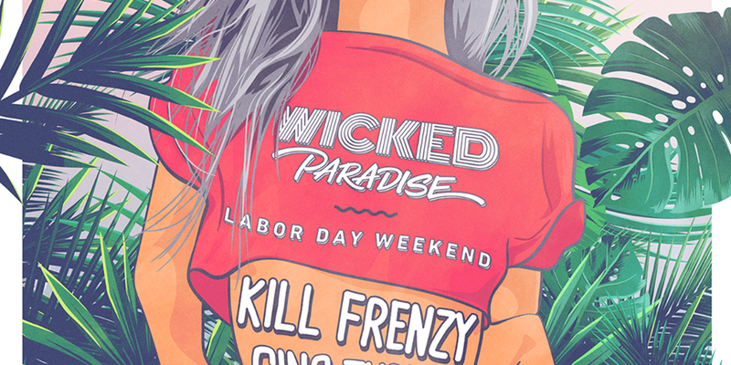Wicked Paradise ft. Kill Frenzy, Gina Turner, Pat Lok, Codes 9/2