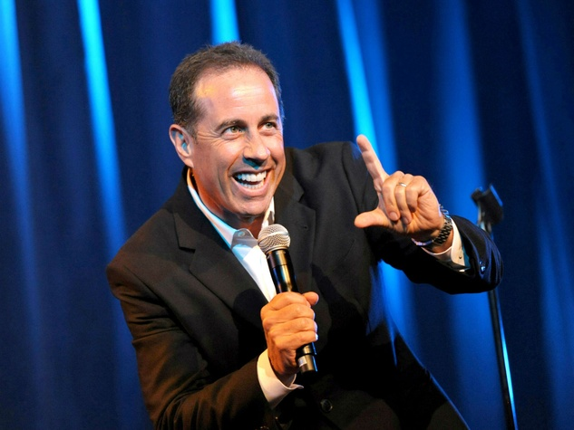 Jerry Seinfeld at Smart Financial Centre
