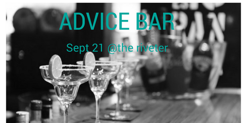The Advice Bar: Expert Advice for Work + Life