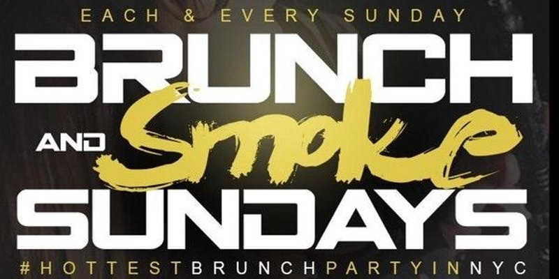 Brunch & Smoke @Chase.simms Simmsmovement