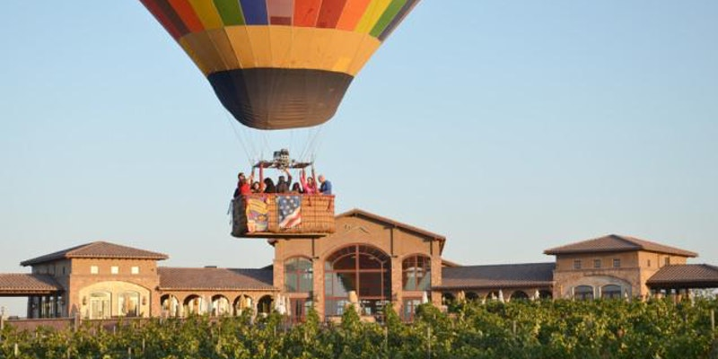 TEMECULA WINERY AND VINEYARD TOURS FROM SAN DIEGO