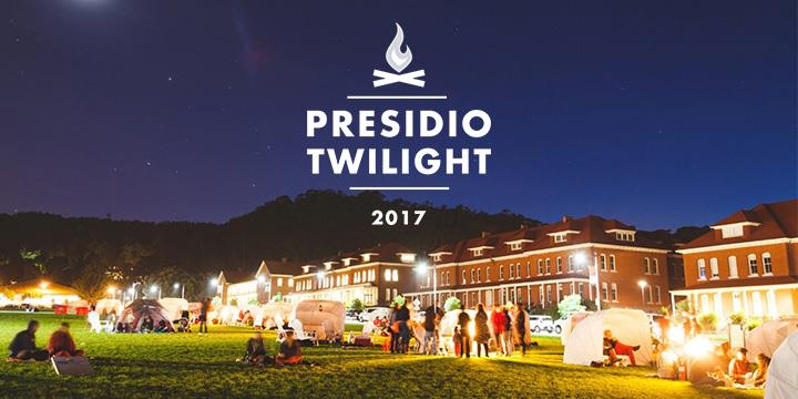 """Presidio Twilight"" Campfire Party with Off the Grid"