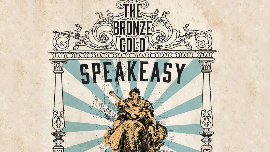 The Bronze Gold Speakeasy at Prohibition Supperclub & Bar