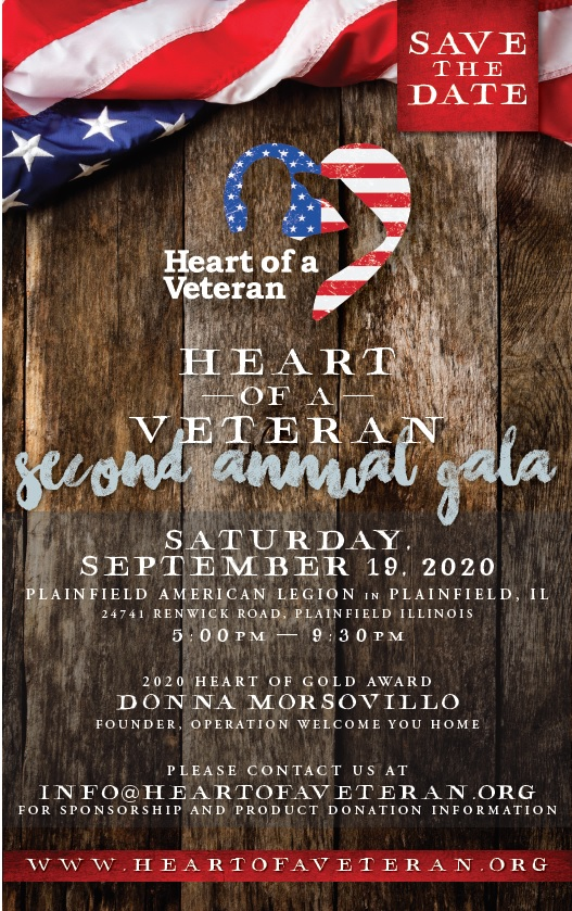 Heart of a Veteran 2020 Gala