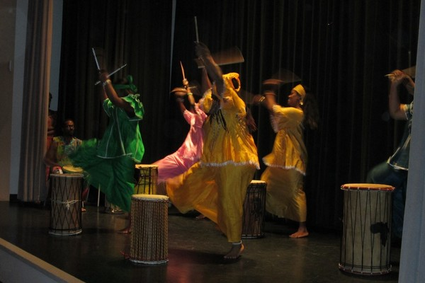 KoumanKele Dance Company at The Children's Museum