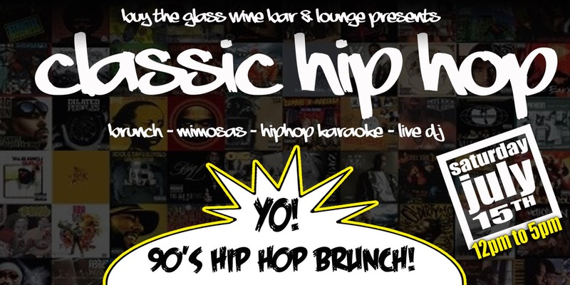 YO! 90's Hip Hop Brunch #HTX