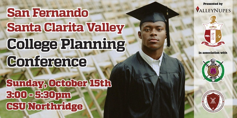 San Fernando - Santa Clarita Valley College Planning Conference