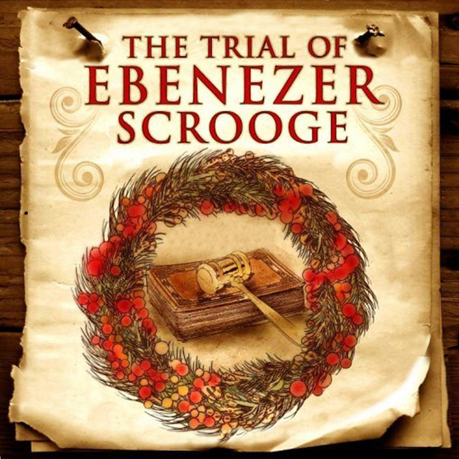 Trial of Ebenezer Scrooge