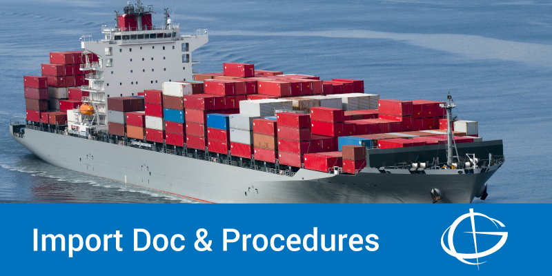 Import Documentation and Procedures Seminar in Seattle