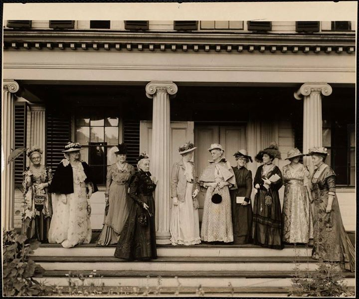 The Contributions of Women's Clubs in Boston - JP Historical Society Lecture