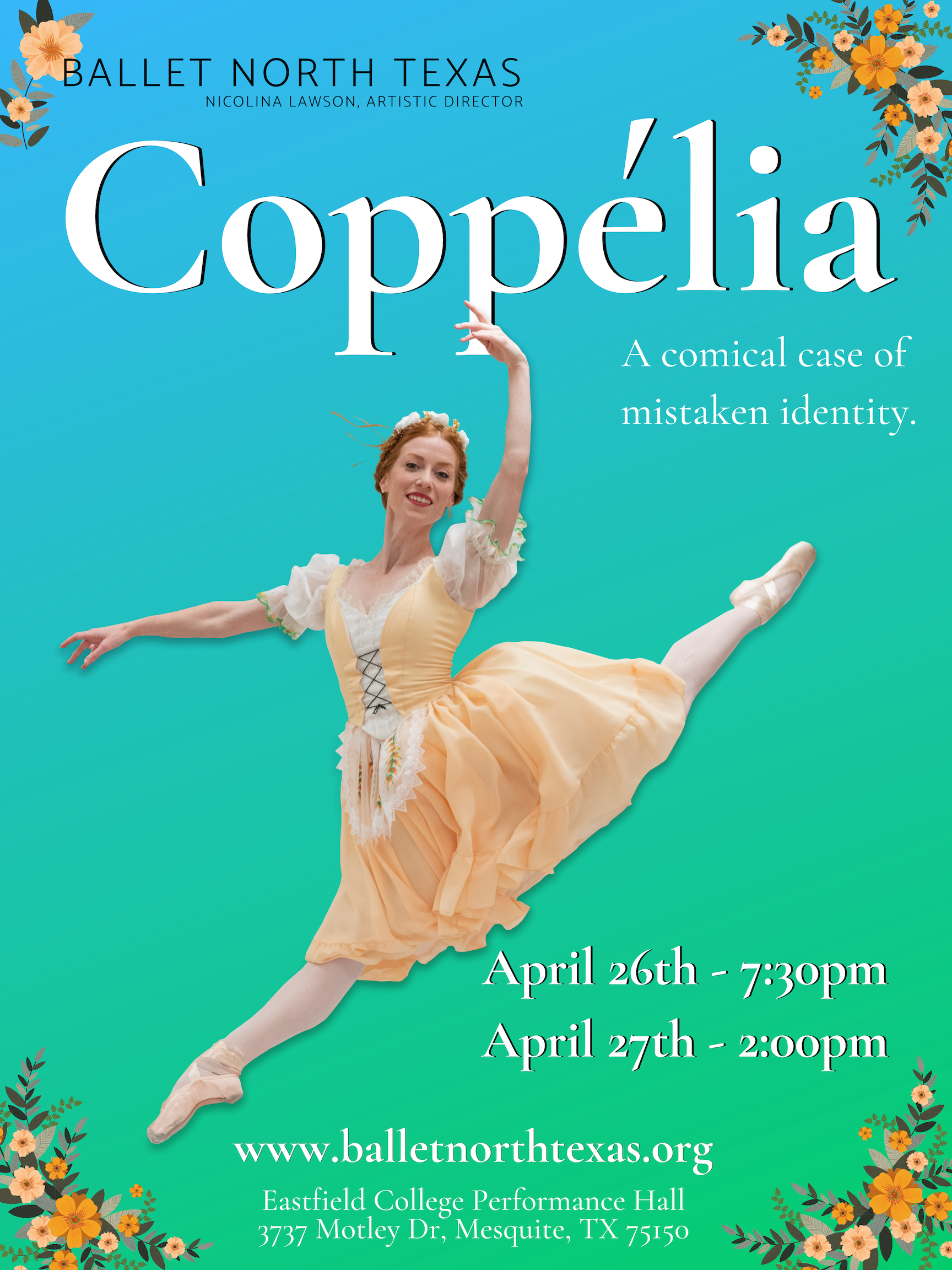 Coppélia - A Comical Case of Mistaken Identity.
