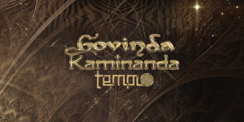 ALTERED STATES: Govinda, Kaminanda, Templo