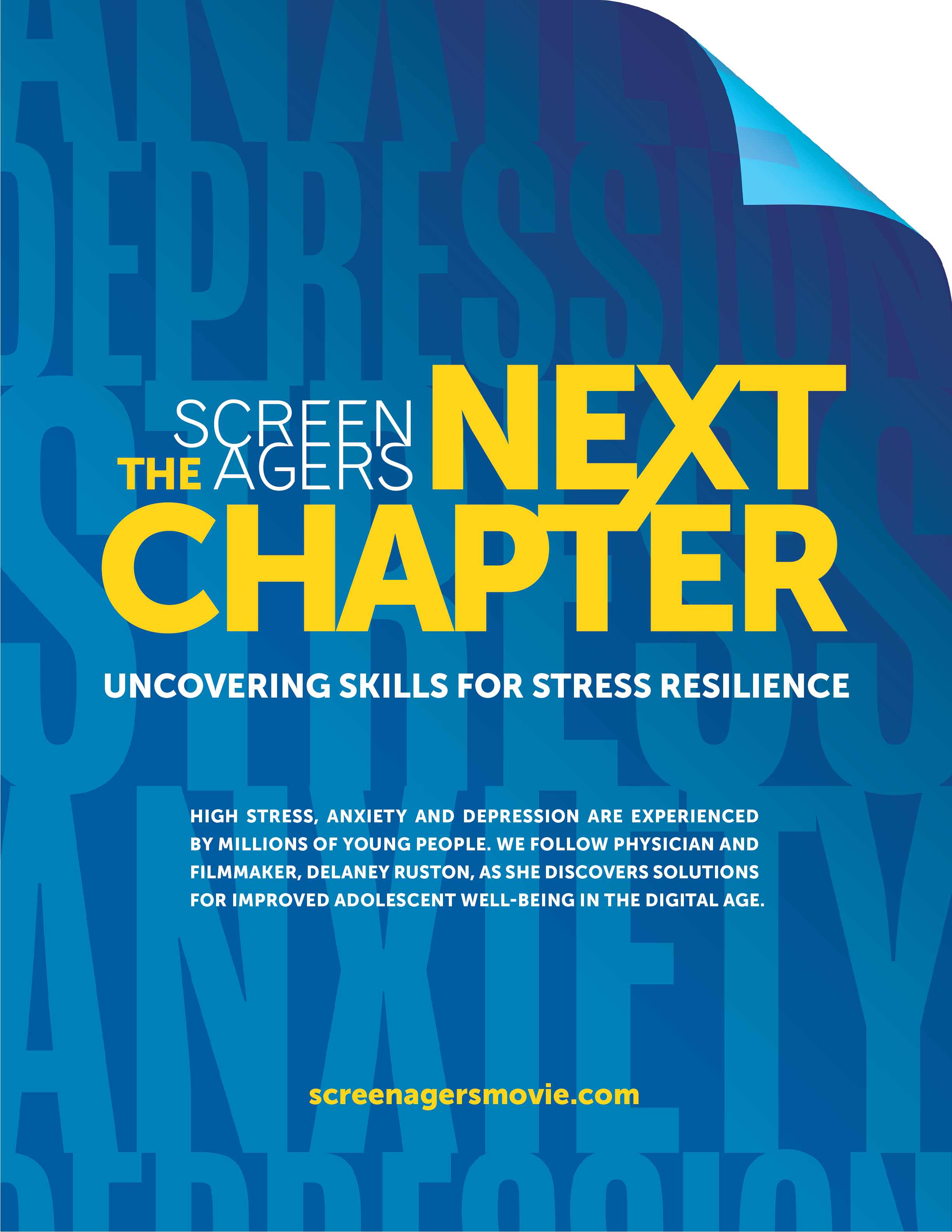 Screenagers: Next Chapter Co-Presented By  Rice Psychology Group & Academy of the Holy Names