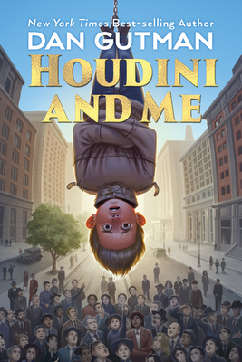 Virtual event with Dan Gutman/Houdini and Me