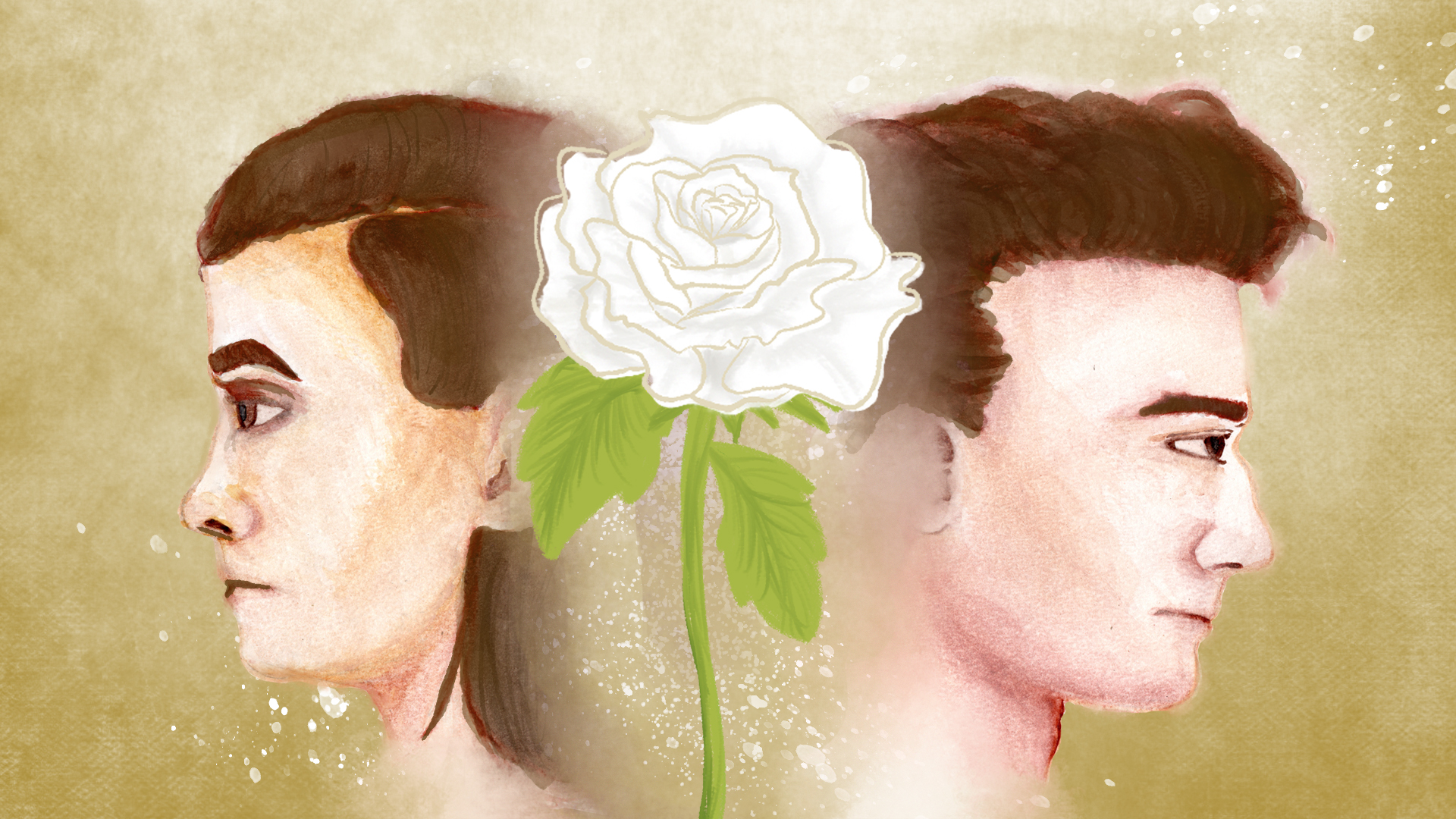 Thoughts of Freedom: Hans and Sophie Scholl and the White Rose