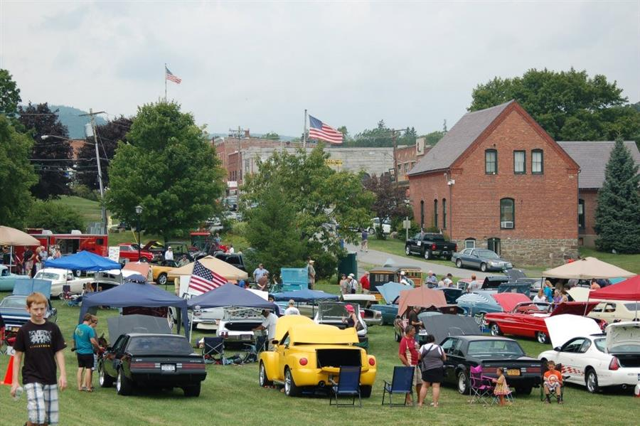 24th Annual Ticonderoga Area Car Show
