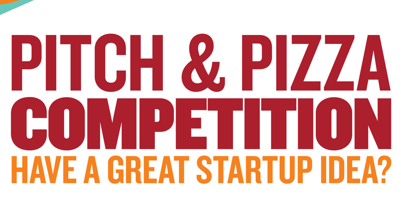 Pitch & Pizza Competition
