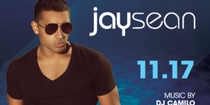 Free Admission Friday w/ JAY SEAN @ Harrahs Pool AC Nov 17th AK