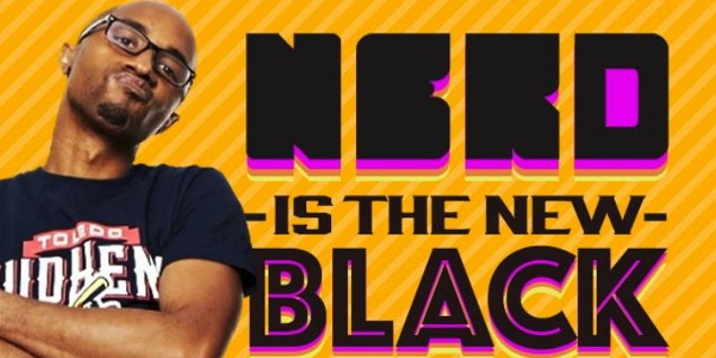 Nerd Is The New Black - All Star Comedy Show - $8 Click the link in bio for Tickets