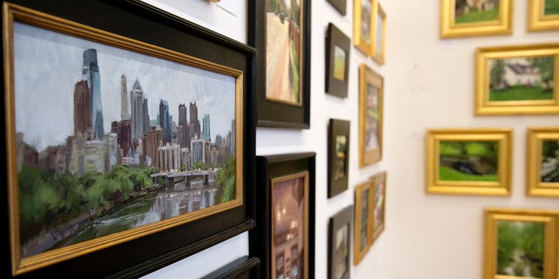 2017 Wayne Art Center Plein Air Festival Collectors' Soirée and Sale