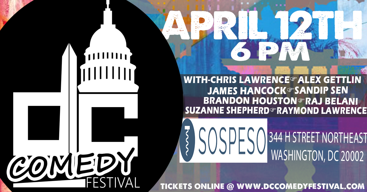 DCF: Sospesso Comedy Showcase