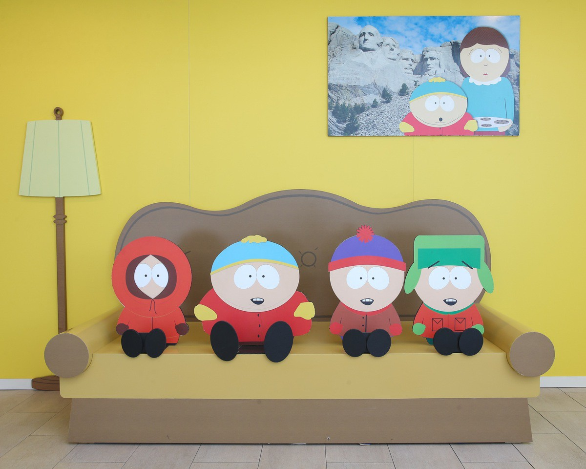 Comedy Central's South Park Celebrates 20 Seasons