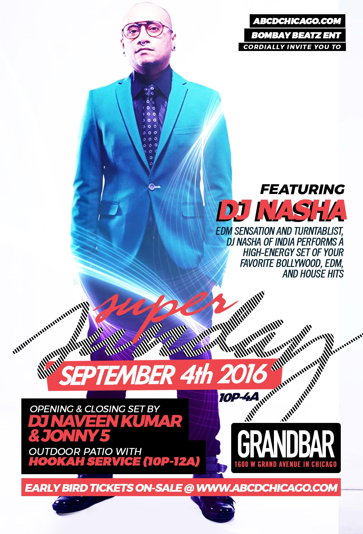 Super Sunday w/ India's DJ Nasha!