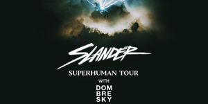 Slander & Dombresky at Royale | 9.8.17 | 10:00 PM | 21+
