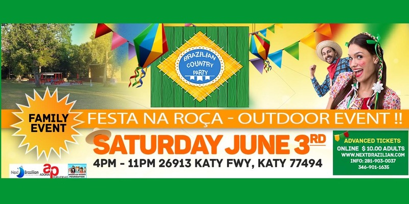 Festa Junina Houston - Brazilian Country Party