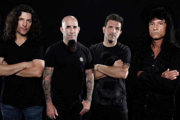 Anthrax at Electric Factory