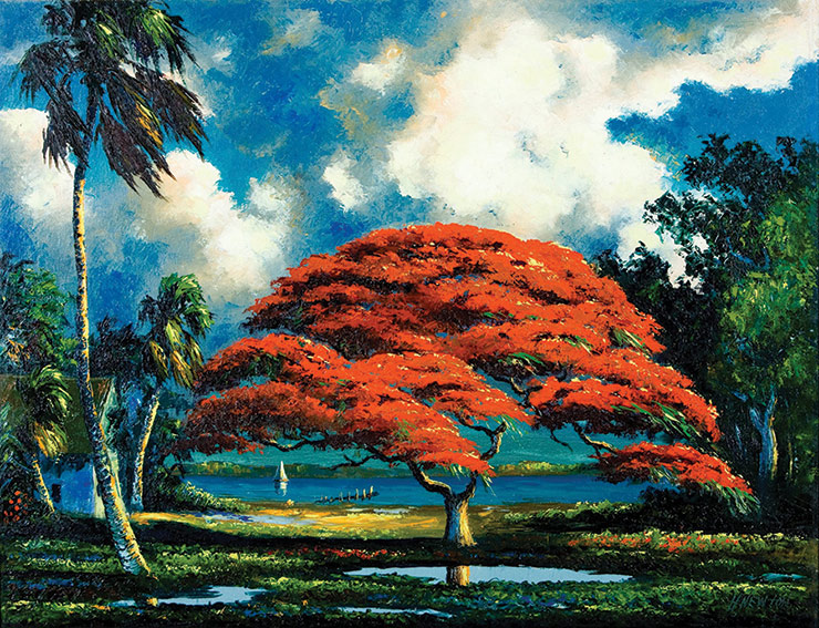 The Highwaymen: Legacy of a Landscape Fine Arts Exhibition
