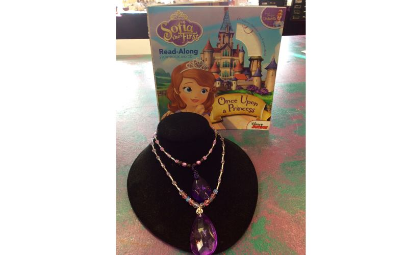 Sofia The First Event at Just Bead Yourself