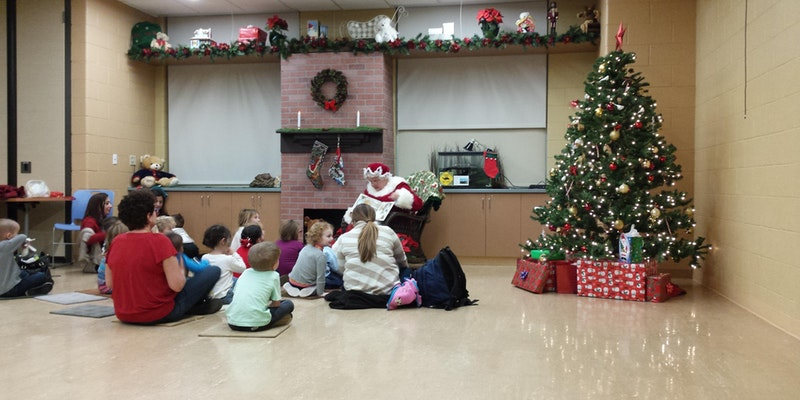 Storytime with Mrs. Claus: Monday, December 18th