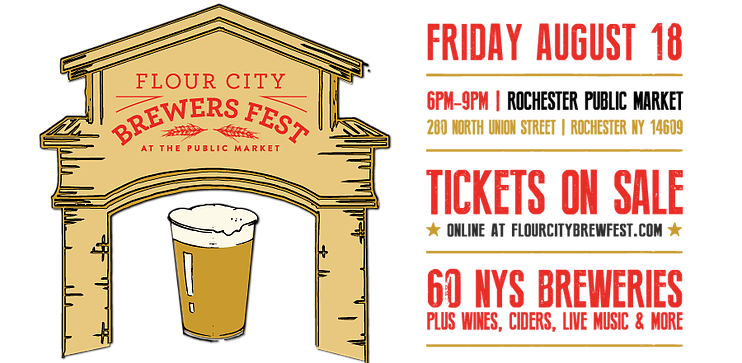 2017 Flour City Brewers Fest
