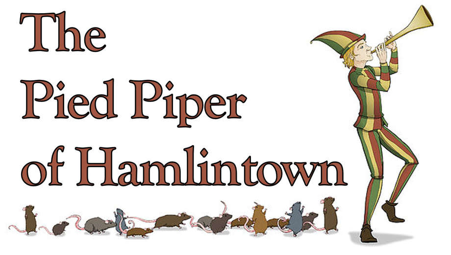 The Company OnStage presents The Pied Piper of Hamlintown